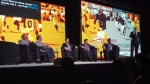 The most entertaining panel from SSAC 13: the Monday Morning QB panel w/ Tony Reali and Herm Edwards!