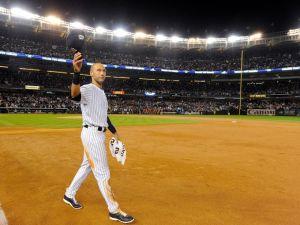Derek Jeter. Photo via USA Today.