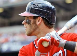 Bryce Harper Endorsements