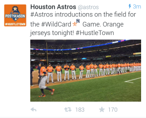 Houston Astros In Feed