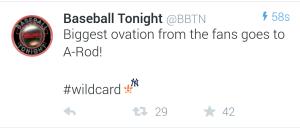 Baseball Tonight in Twitter feed